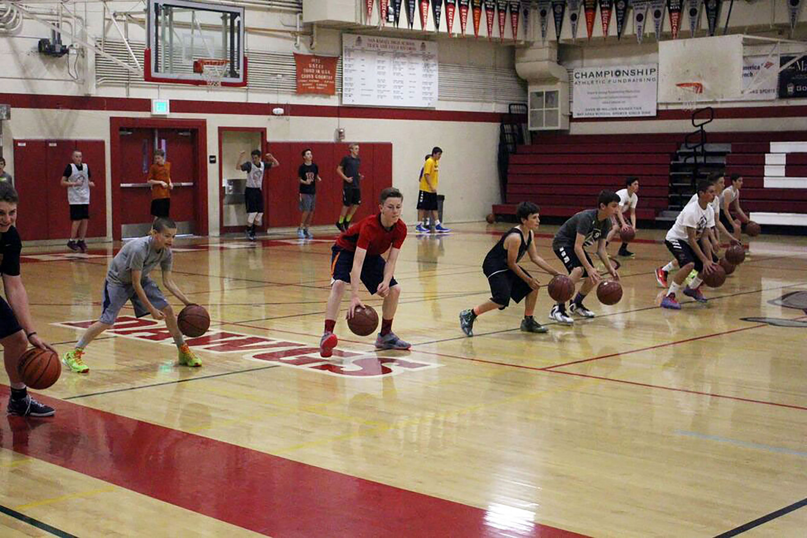 Home - North Bay Basketball Academy